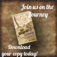 30 Dayst to Intimacy; sharipopejoy.com